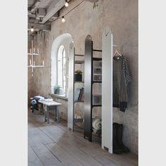 Clocks with storage space by Ernst Kirchsteiger