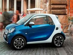2016 Smart Fortwo Car