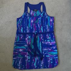 Multicolor Dress Size Large Excellent condition                                                                     No Model                                                    No trade                                                                                          Open to OFFERS 😃 TELA Dresses Mini