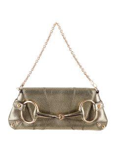 82ba810ffc0a Gucci Horsebit Clutch Gucci Shoulder Bag, Shoulder Strap, Gucci Horsebit, Gucci  Bags,