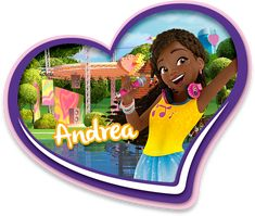 Presenting Andrea from LEGO® Friends. Andrea is a natural performer – she'll dance and sing even with no one around! Though fun loving, she is also a hard Lego Friends Birthday, Lego Friends Party, Lego Friends Sets, Lego Birthday Party, Lego Party Supplies, Lego Boards, Old And Teen, Friends Wallpaper, Cute Animal Photos