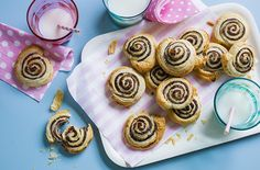 Cinnamon Rolls plus a few other good ideas