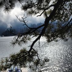 Lake Arrowhead, CA is glorious in any season. I found my Neverland.