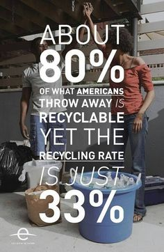 Seriously - Recycle! :-)