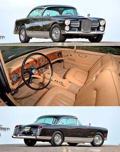Classic European Cars, American Classic Cars, Car Interior Design, Automotive Design, Classic Car Garage, Vegas, Classy Cars, Car In The World, Custom Cars