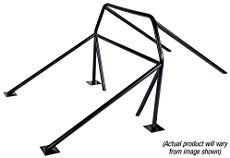 Had a request to build a simple roll cage on a mid '80's Toyota offroad truck. The design came out simple and affordable, yet strong enough to protect the occupants in a rollover.