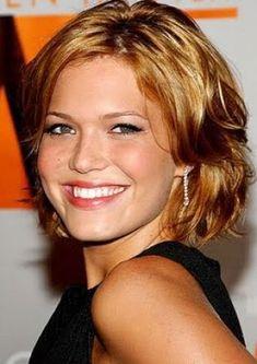 Short Hair Styles For Women Over 40 | Short layered hairstyles for women over 40 pictures 4