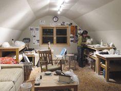 Ceramic Arts Daily – Studio Visit: Lorna Meaden, Durango, Colorado