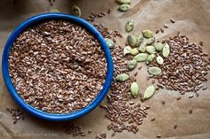 Seed Cycling for hormone levels [Herbs for Women] Whether we're aware of it or not, our bodies and minds are exquisitely sensitive to the elements swirling around us and in us, from the weather to the lunar cycle to the natural ebb and flow of our hormones.