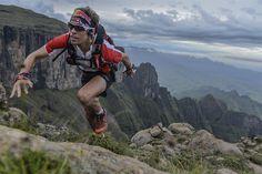 Ryan Sandes Drakensberg Grand Traverse