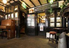 Black Boy Pub interior: Kingston upon Hull, East Riding of Yorkshire
