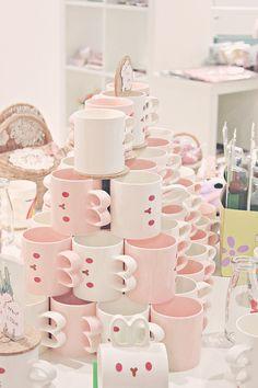 uteki:  Usagi to Cafe Mugs by (_bluevanilla)