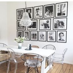 Hallway Gallery Wall? Picture Wall Staircase, Dining Room Picture Wall, Dining  Room Wall