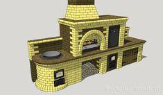 Проекты барбекю мангалов из кирпича с казаном в беседке   Печных дел Мастер Bbq Grill, Grilling, Outdoor Living, Outdoor Decor, Bird, Architecture, Home Decor, Cement Art, Ideas