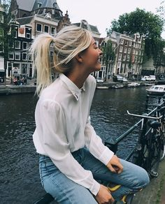 41 Ideas for travel clothes women europe summer fashion Europe Outfits, Paris Outfits, Vacation Outfits, Mode Outfits, Fashion Outfits, Fashion Clothes, Travel Outfit Summer, Summer Outfits, Summer Clothes