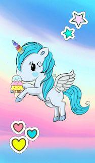 Fondo de Pantalla de Unicórnio Unicorn Drawing, Unicorn Art, Cute Unicorn, Rainbow Unicorn, Kaws Iphone Wallpaper, Unicornios Wallpaper, Rainbow Wallpaper, Unicorn Backgrounds, Cool Backgrounds Wallpapers