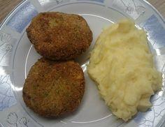 Syrovo-zeleninové fašírky