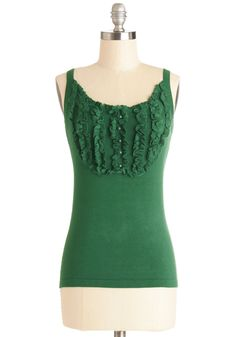 Afternoon in the Arboretum Top, @ModCloth
