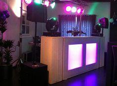 Drive-in show A+ inclusief LED Meubel. Locatie: Landlust te Nieuwdorp