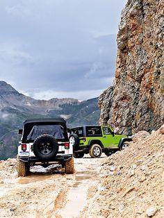 Jeep Camp Colorado http://www.autorevue.at/reportagen/jeep-camp-colorado-durango-telluride.html