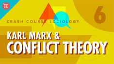 Today we'll continue to explore sociology's founding theorists with a look at Karl Marx and his idea of historical materialism. We'll discuss modes of produc. Sociology Careers, Sociology A Level, Sociology Quotes, Sociology Books, Sociology Theory, Gender Equality Quotes, Sociological Imagination, Economic Systems, Karl Marx