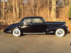 1940 Cadillac Series 90 V-16 Coupe ..Re-pin...Brought to you by #CarInsurance at #HouseofInsurance in #Eugene, Oregon