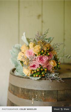 #wedding #weddingbouquet  #shootandshare #rusticwedding  |  Photographer: Colby Wheeler  |  ladyandmisterphotographie.com  |  Camera: Nikon D700  |  Lens: 50mm f/1.8  |  Aperture: f/2.2  |  Exposure: 1/50  |  ISO: 640  |  Shoot and Share  |  @ladymisterphoto