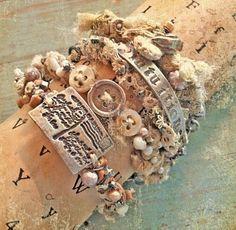 Bracelets stacked