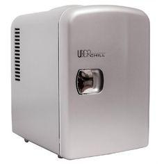 Uber Appliance Uber Chill Mini Fridge the perfect beauty products cosmetics fridge