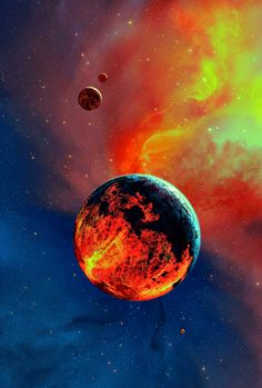 astronomy, outer space, space, universe, stars, nebulas, planets #Espace #Astronomy⎜Astronomie