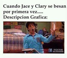 Memes De Cazadores De Sombras 2 - Jace - Clary - Wattpad