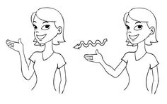 Video: Fish in Sign Language Signing: This fish sign looks a lot like fish swimming through the water. Take your strong hand, and extend you hand with your thumb up and fingers together. Simple Sign Language, Sign Language Words, American Sign Language, Libra, Asl Signs, Strong Hand, Fish Swimming, Always Learning, Therapy