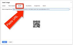 Creating QR Codes - A workflow for the classroom