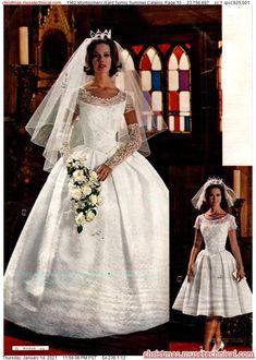1960s Wedding, Vintage Wedding Photos, Vintage Bridal, Vintage Weddings, Wedding Fun, Wedding Stuff, 1960s Fashion, Vintage Fashion, Yes To The Dress