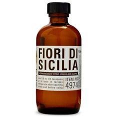 King Arthur Flour Fiori di Sicilia Extract, available at #surlatable