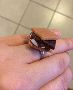Summer Ring! Love it! #HersheySmores — The Queen of Swag!