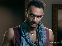 Arjun Gupta plays Penny on Syfy's The Magicians and has a lot to say on diversity in Hollywood. I spoke with him about the current climate and Penny's portrayal in the most recent episode.