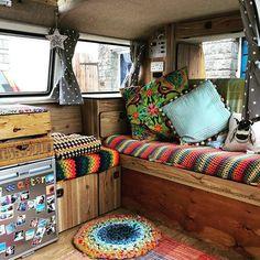 Casas Trailer, Converted Vans, Camper Van Life, Van Dwelling, Vanz, Van Home, Bus House, Bus Life, Van Living