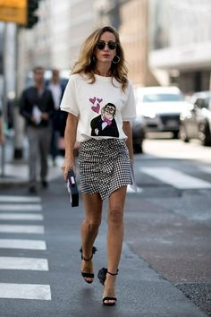 The Very Best Street-Style Inspiration from Milan Fashion We.- The Very Best Street-Style Inspiration from Milan Fashion Week . Milan Fashion Week Street Style, Look Street Style, Milano Fashion Week, Spring Street Style, Street Chic, Street Styles, Italy Street Fashion, Street Wear, Look Fashion