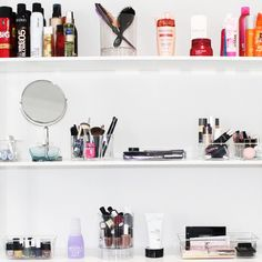How to Organize Makeup for a Better Beauty Routine | The Zoe Report