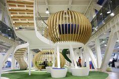 innovative office design - Hledat Googlem