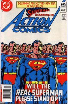 Action Comics #547 DC Comics