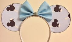 Limited Edition Mickey Bar Minnie Mickey Ears by MouseBands