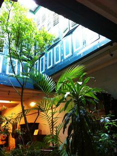 architecture - Sun Yat Sen Museum, Penang, Malaysia