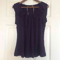 Anthropologie Leifsdottir Silk Top Gorgeous Top by Leifsdottir from Anthropologie In excellent condition and from a smoke free home. Size 4. Price is firm, this is a reposh Leifsdottir Tops Tank Tops