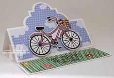 created by Frances Byrne using Bicycle2Stamp - The Stamps Of Life