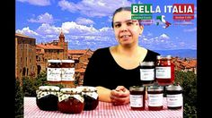 Presentation of the Jams and fruit spreads we carry. They're made in Italy, Austria and locally!!!
