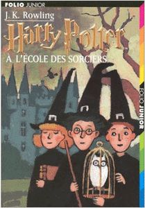 Harry Potter and the Sorcerer's/Philosopher's Stone  -  International Harry Potter Book Covers-- French cover- by:  Ashley Baccam  --  for complete sets, go to - http://www.buzzfeed.com/ashleybaccam/international-harry-potter-book-covers
