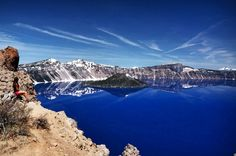 The Ultimate 60 Day North America Road Trip - Crater Lake National Park