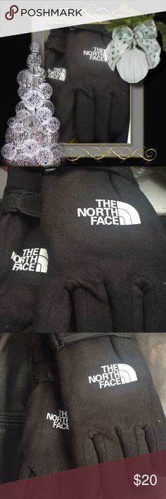 North face gloves Brand new north face gloves not authentic but beautiful an be unisex North Face Accessories Gloves & Mittens